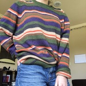 "St. John's Bay ""Dad"" Sweater. Size L. SO comfy."